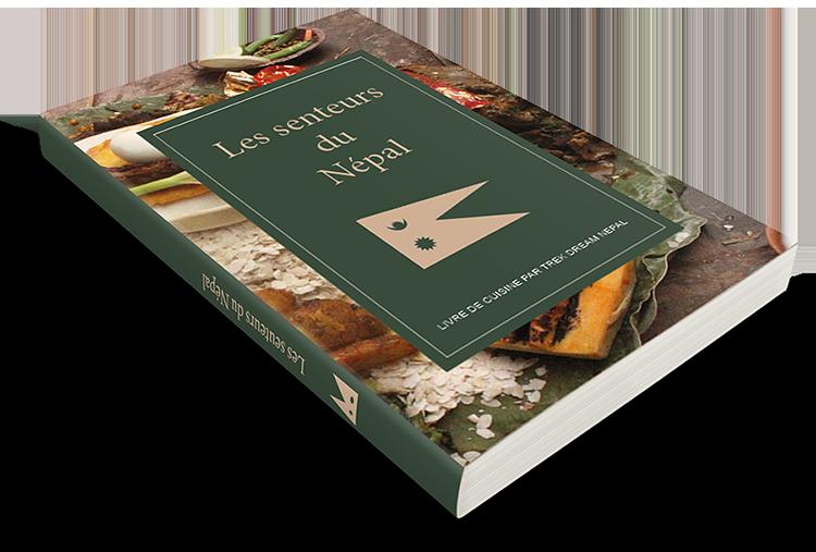Livre de cuisine népalaise