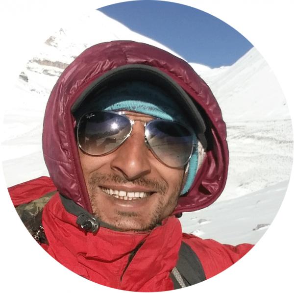 Thakur Dharel - Fondateur trek dream nepal