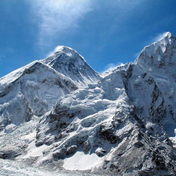 Trek vue sur l'Everest