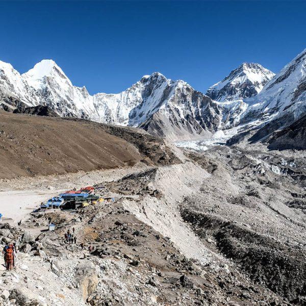 Gorak Shep - Trek camp de base Everest