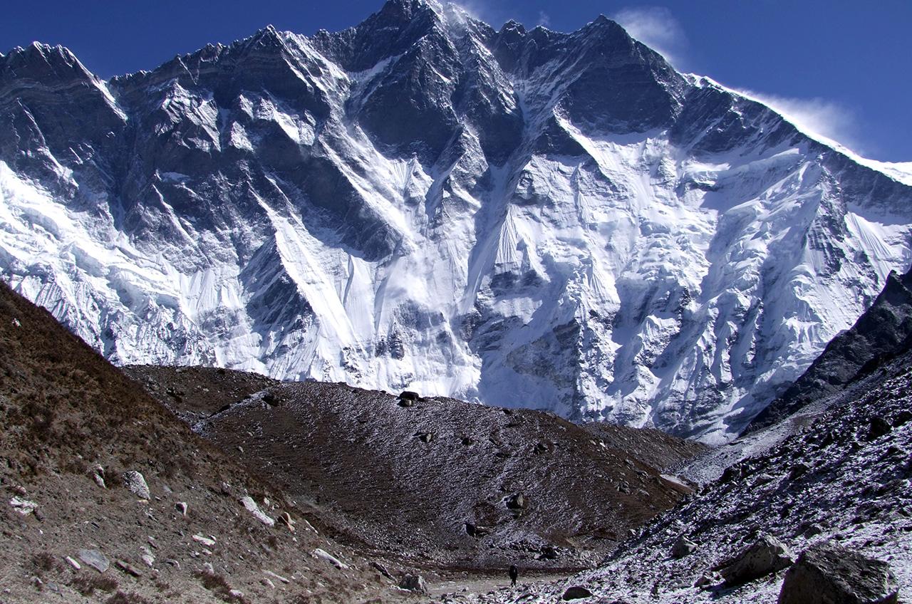 Trek à Lhotse, Népal
