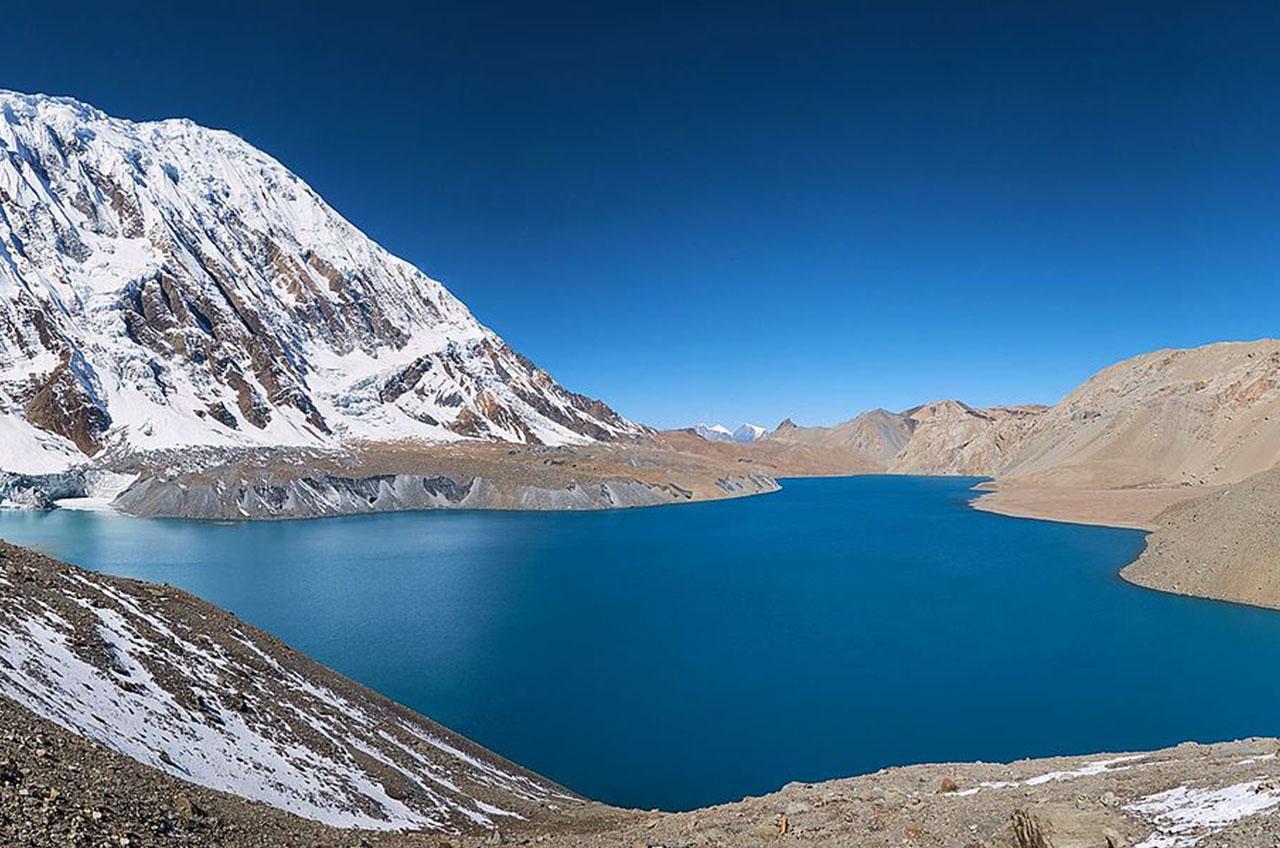 Trek Annapurna au lac Tilicho - Himalya