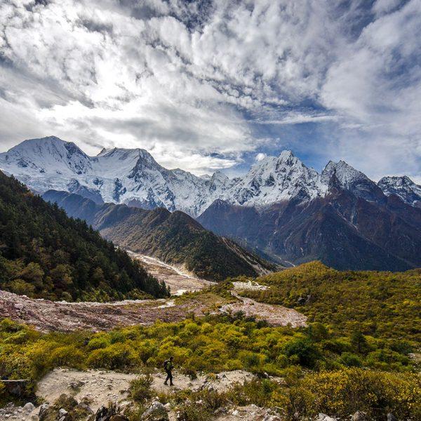 Trek à Manaslu, Annapurna - Guide Bimthnag - Népal