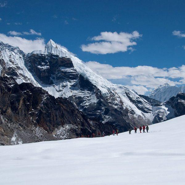 Cho La Pass - Trek au Népal