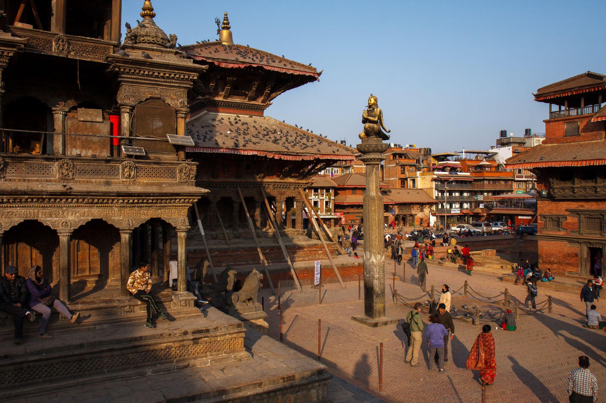 Patan - Katmandou