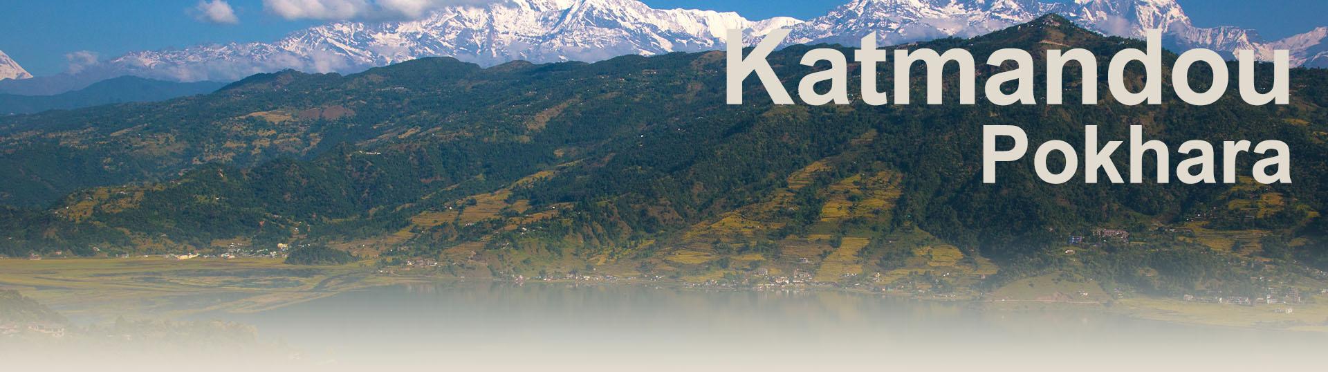 Kathmandou Pokhara excursion