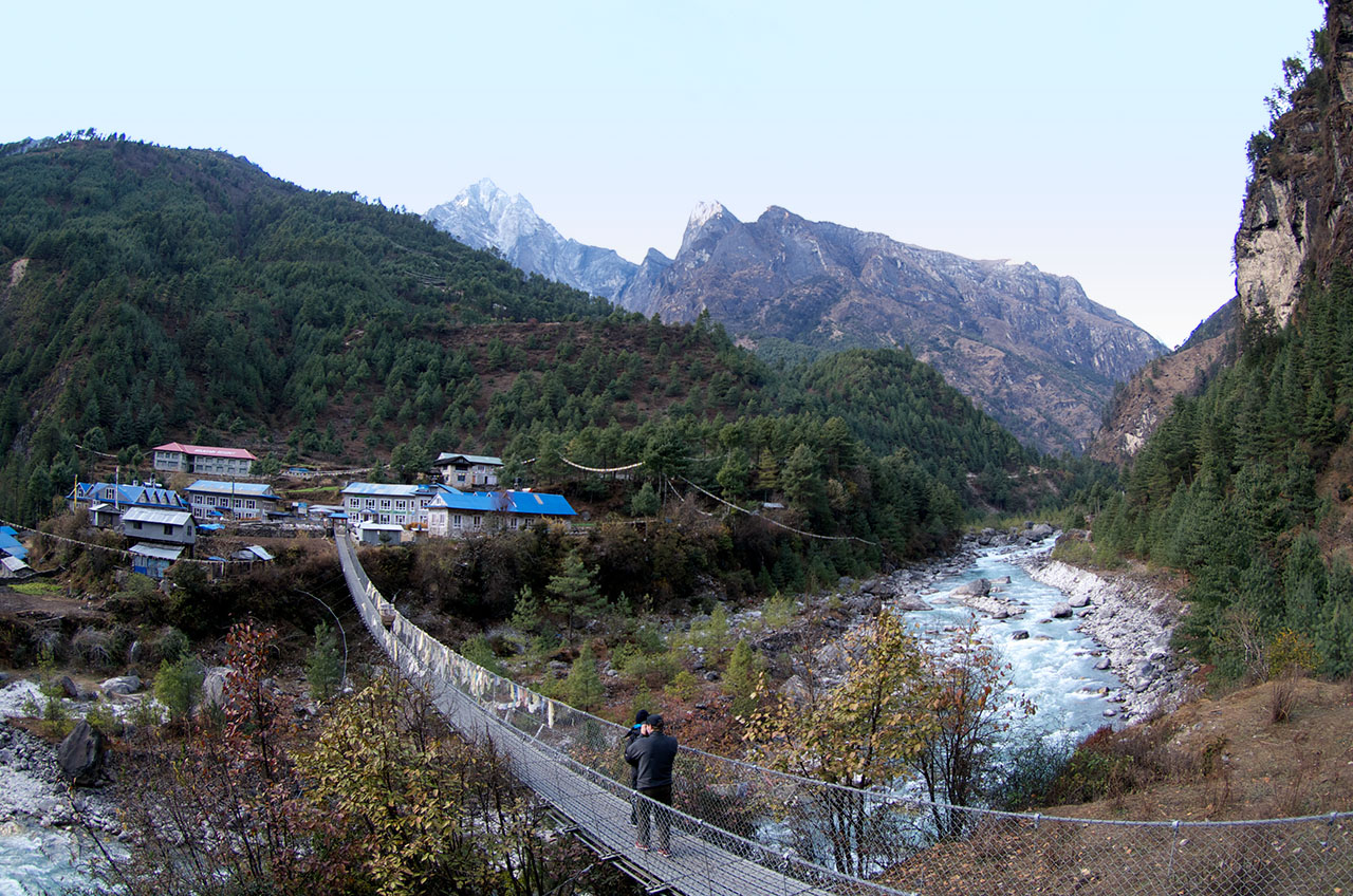 Phakding - Trekking Everest
