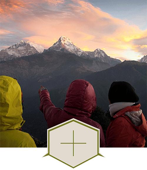 Poon Hill - Népal - Himalaya