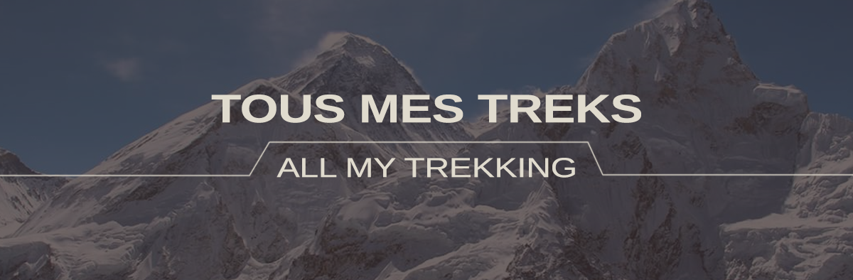 Treks Everest Annapurna Himalaya - Catalogue