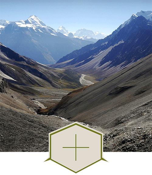 Vallée de Nar Phu - Annapurna