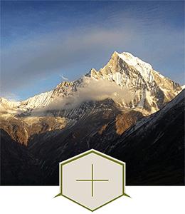 Tour de l'Annapurna - court séjour