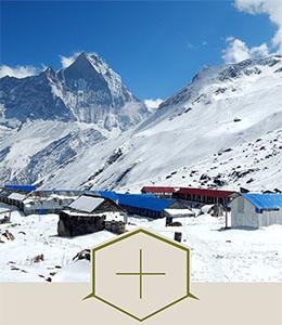 Trek Annapurna camp de base
