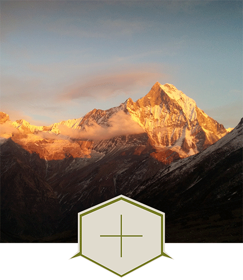 Trek Annapurna moins de 10 jours