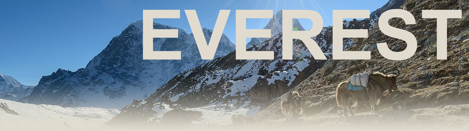 Trekking Everest - EBC