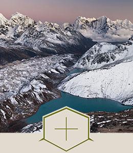 Evereste lac Gokyo Ri
