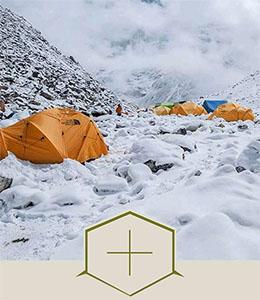 Trek Everest Island peak
