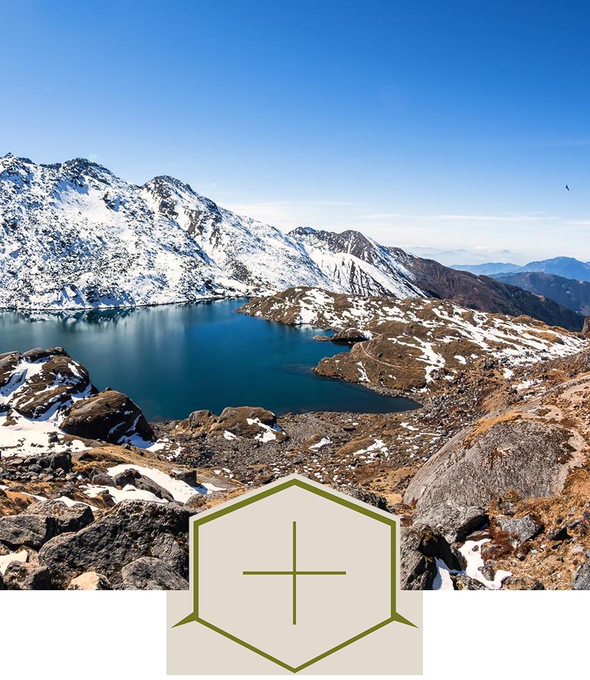 Lacs de Gosaikunda - Trek - Népal