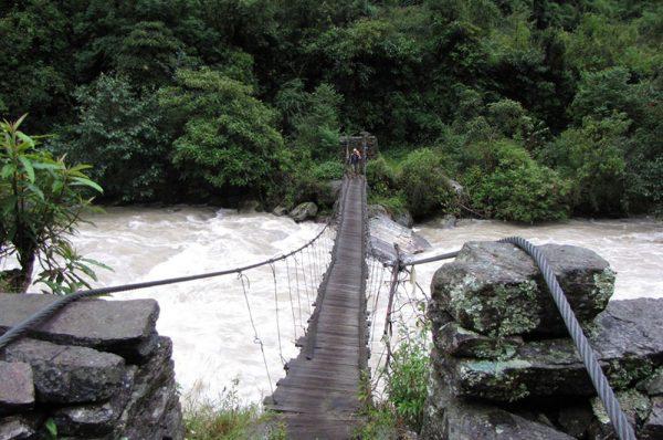 Trek pour le Kangchenjunga