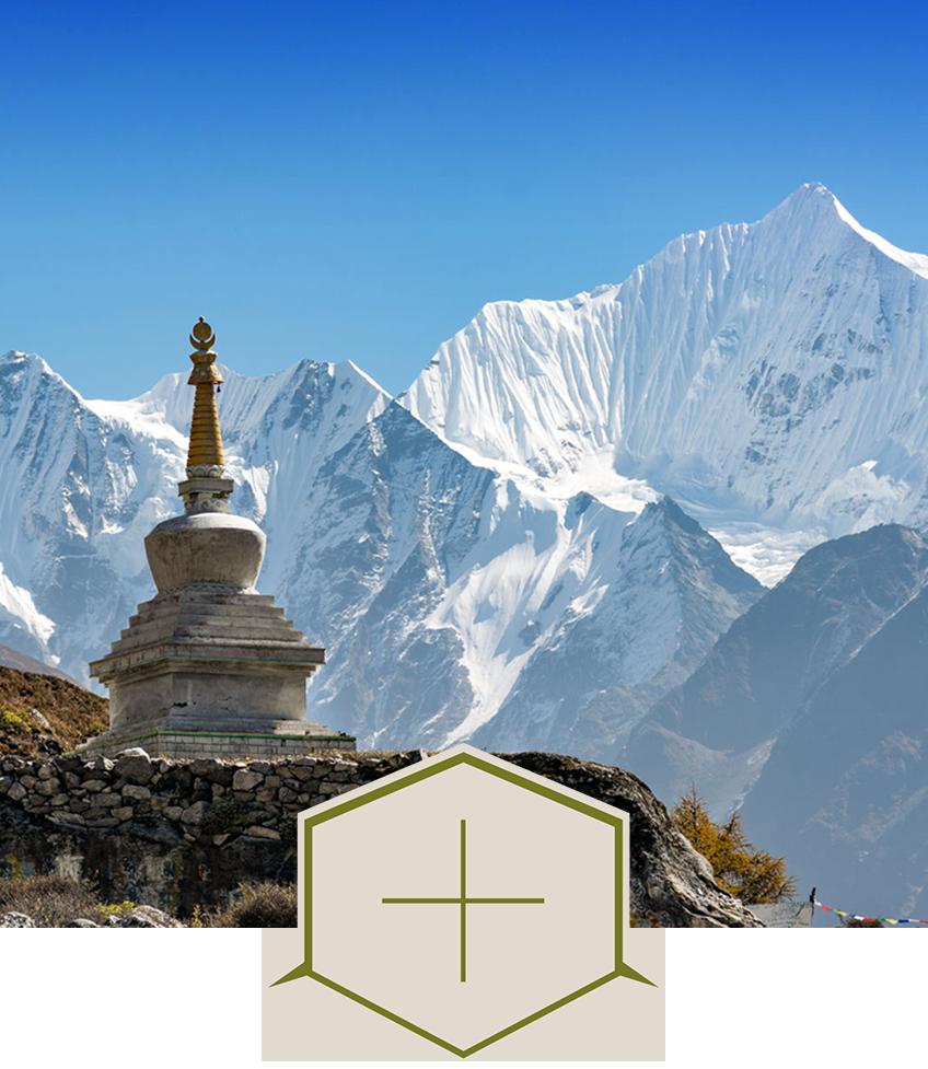 Langtang vallée - Népal