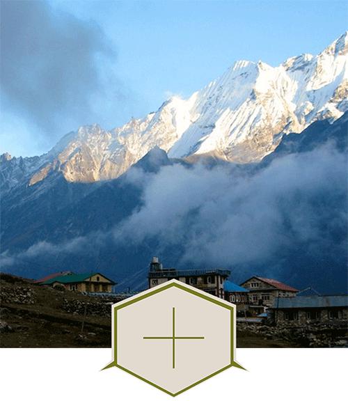 Vallée du Langtang - Népal
