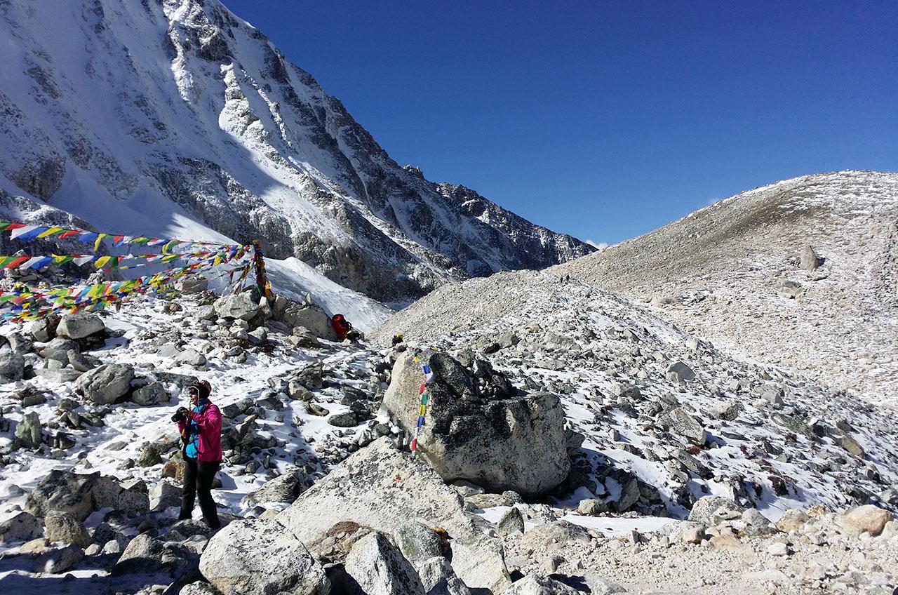 Vallée de Tsum Népal