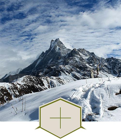 Camp de base Mardi Himal - Annapurna