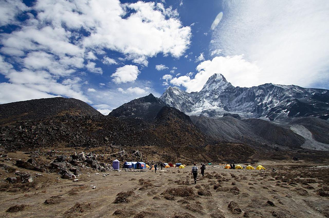 Tengboche - Népal