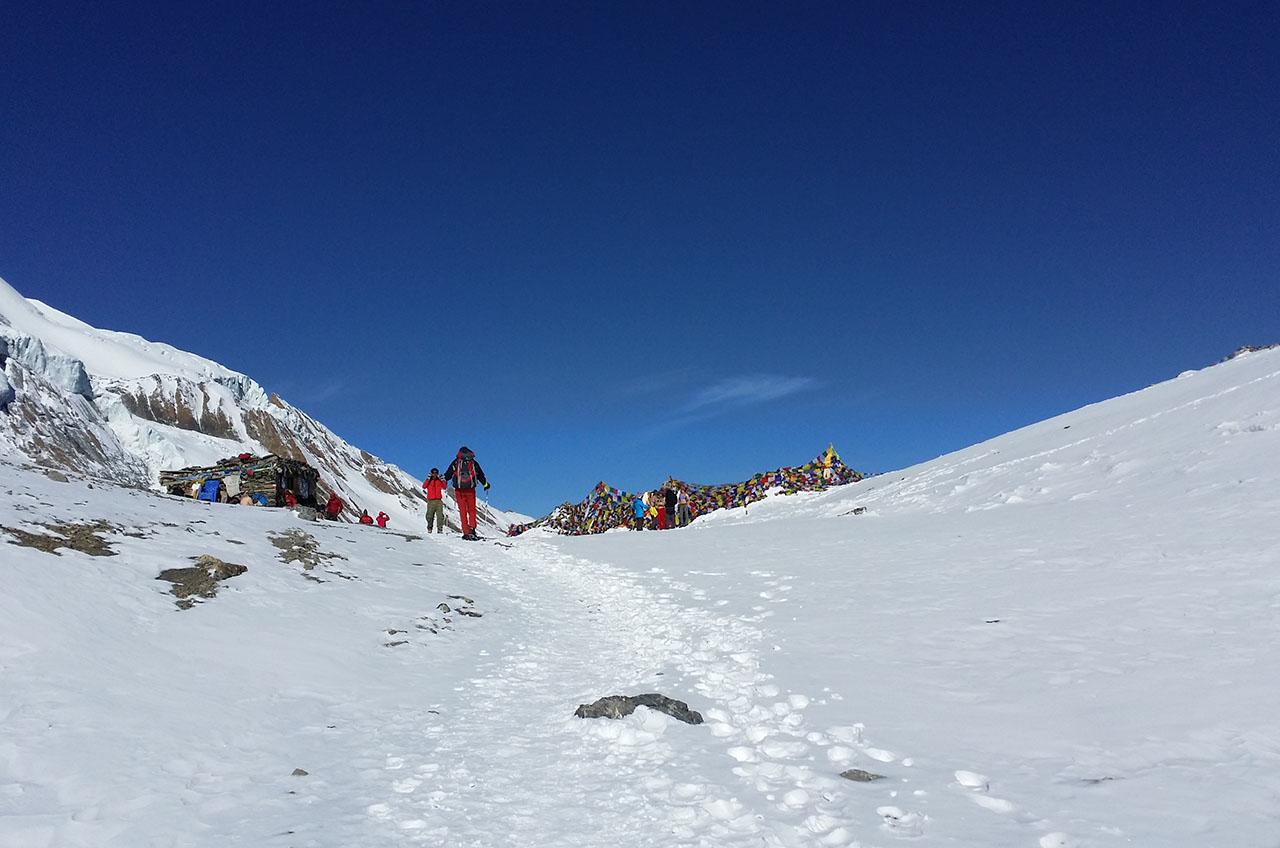 Col Thorong La Pass