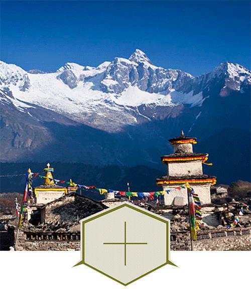 Tsum Valley Manaslu - Népal