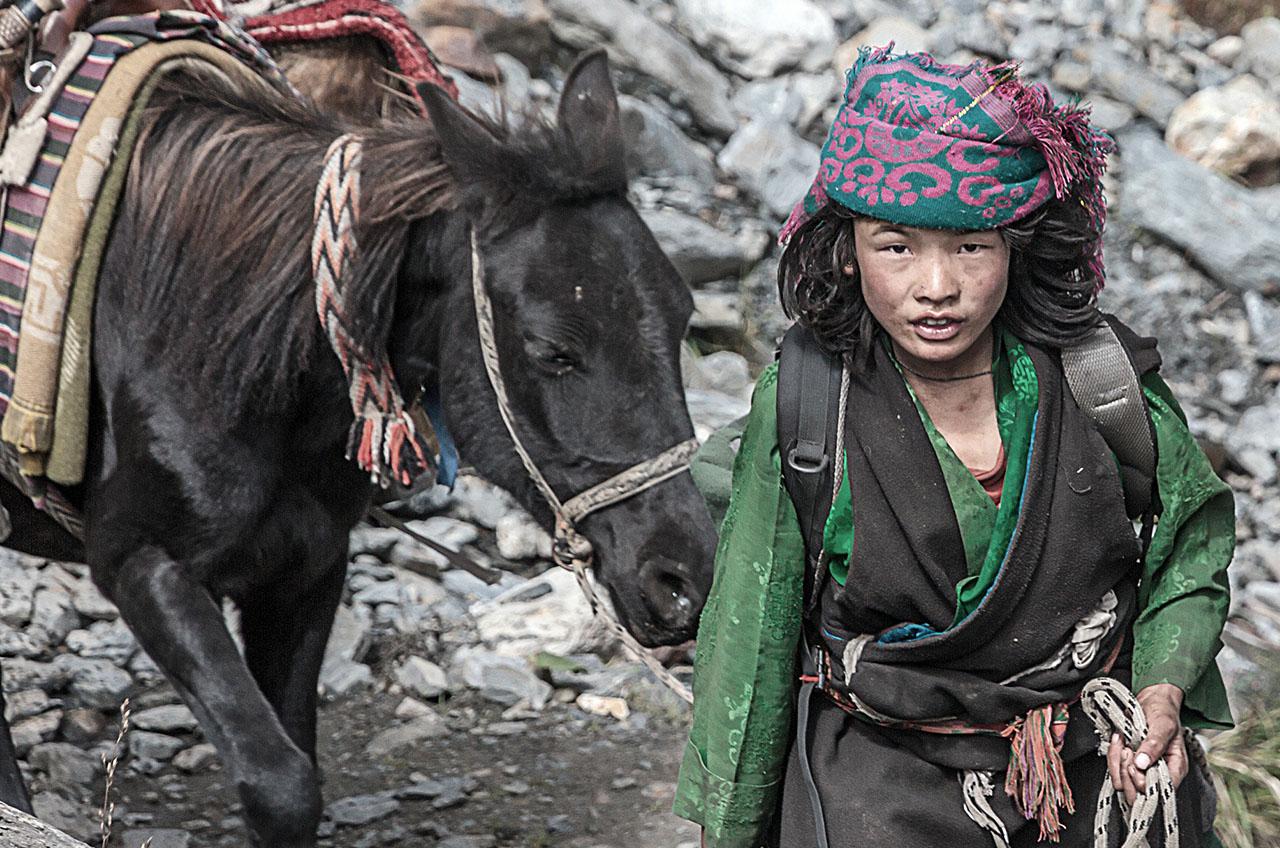 Tsum Valley - Tibet - Népal