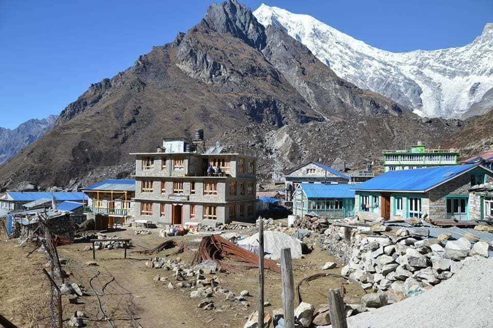 voyage au Népal - Trek Langtang