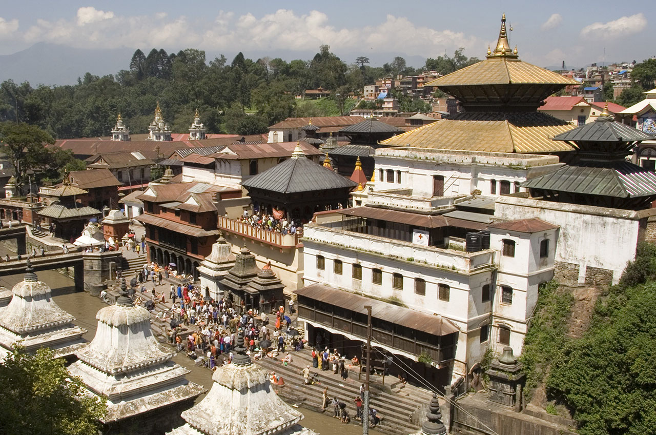 pashupatinath - guide tour katmandou
