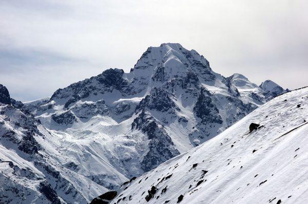 paysage autour de Yala peak