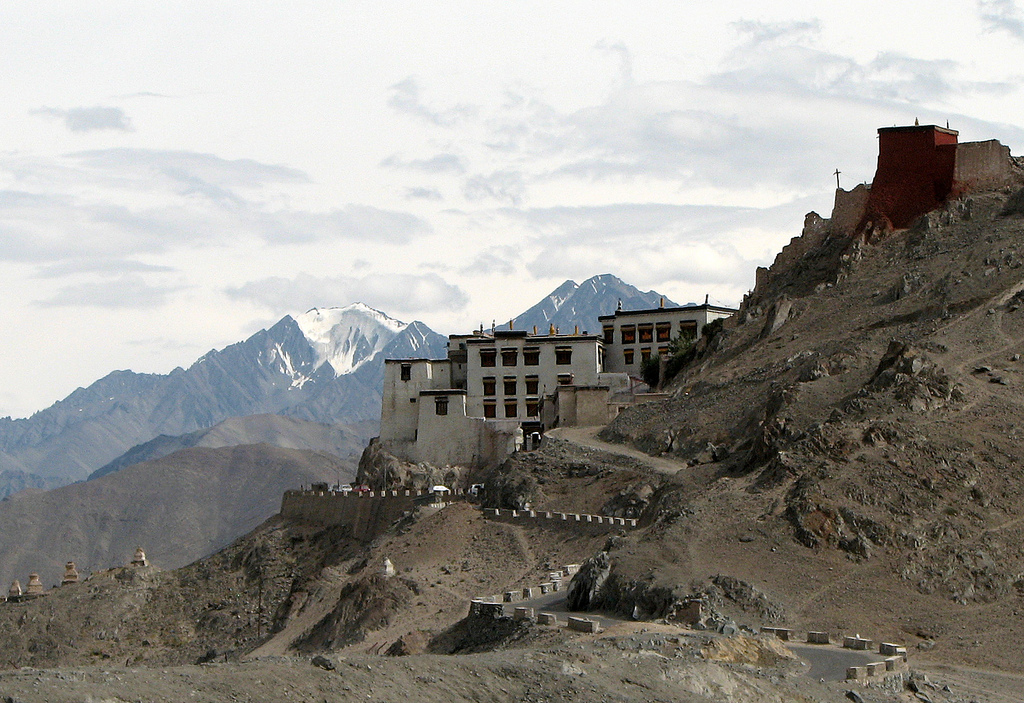 Lower Dolpo trek Shey Gompa