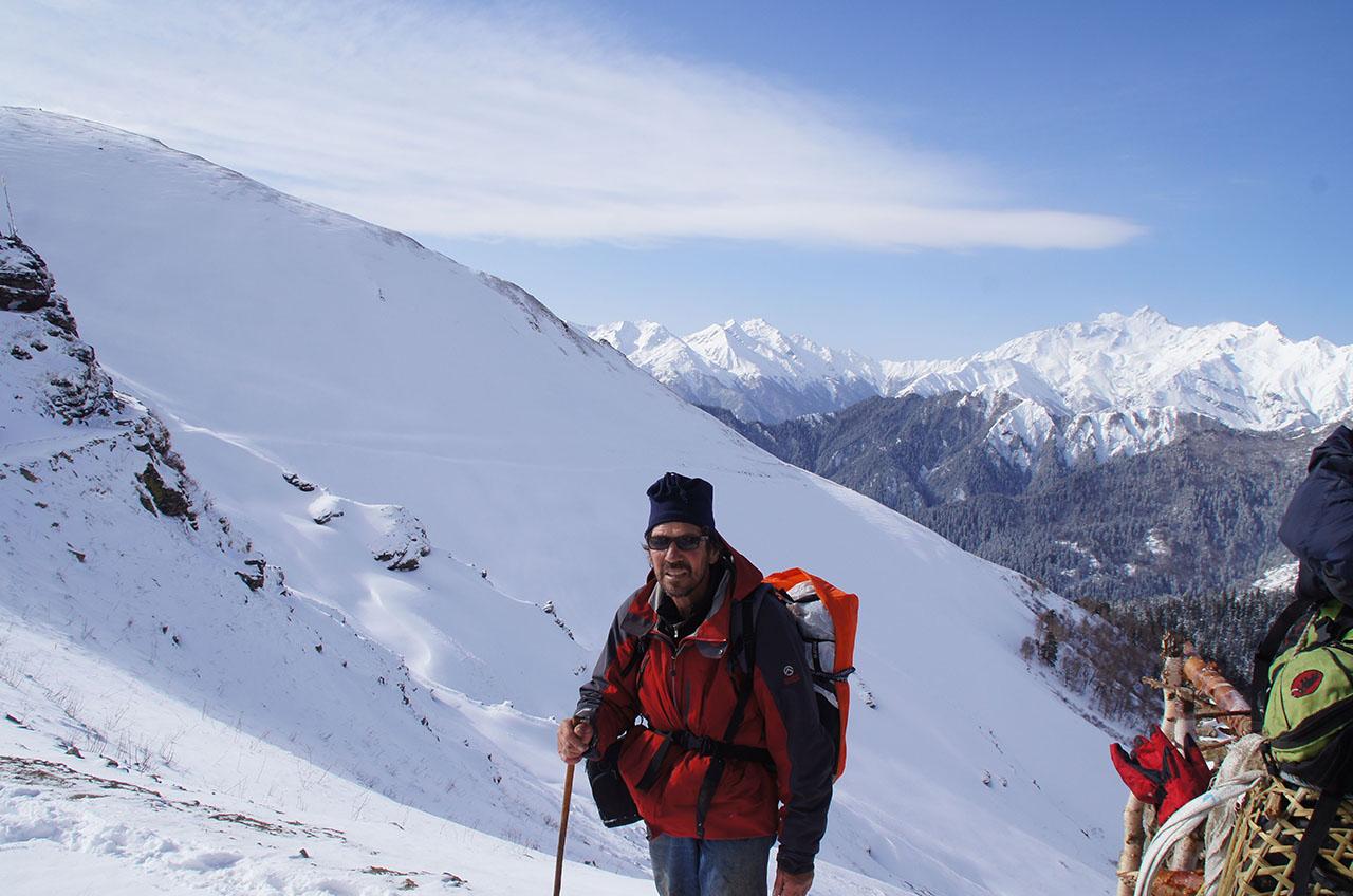 Trek à Upper Dolpo