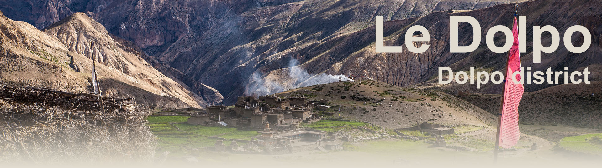Voyage au Népal - Dolpo trek