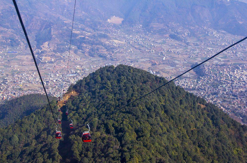 chandragiri-hill-randonnee-nepal
