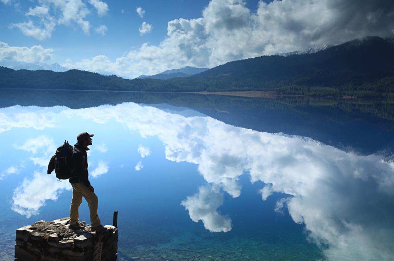 Le lac Rara - Népal trek
