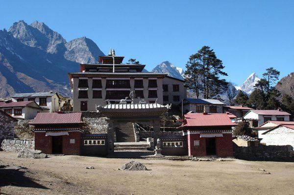 Monastère de tengboche