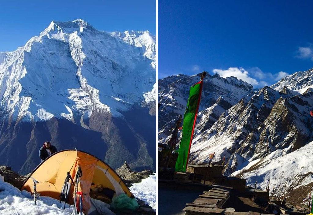 Pic Pisang - Voyage au Népal