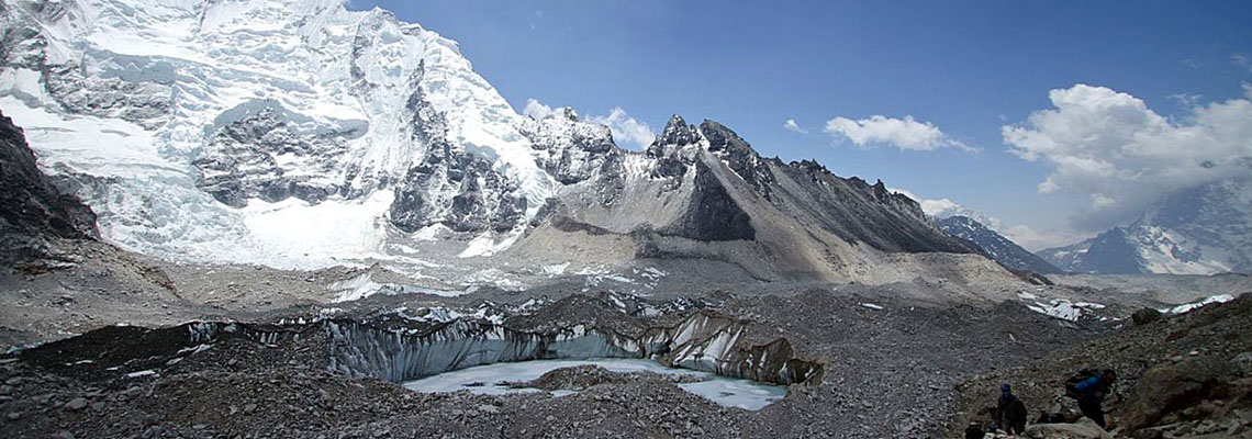 Everest area