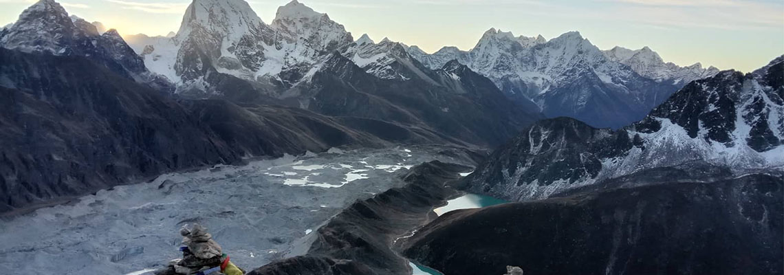 Everest - Sagarmatha National park