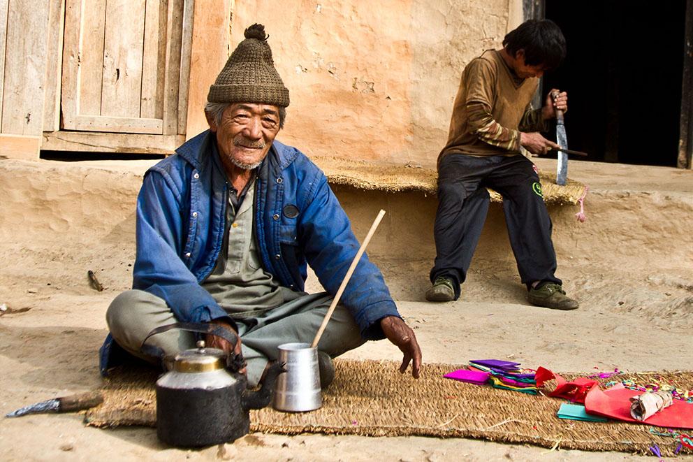 Tongba, alcool népalais