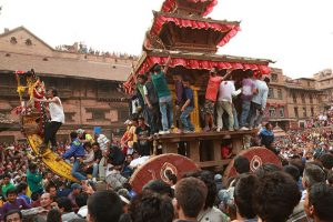 Nouvel an Népalais – Bisket jatra