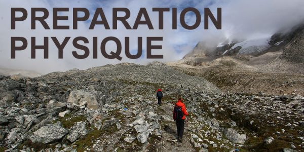 Prépration physique trekking