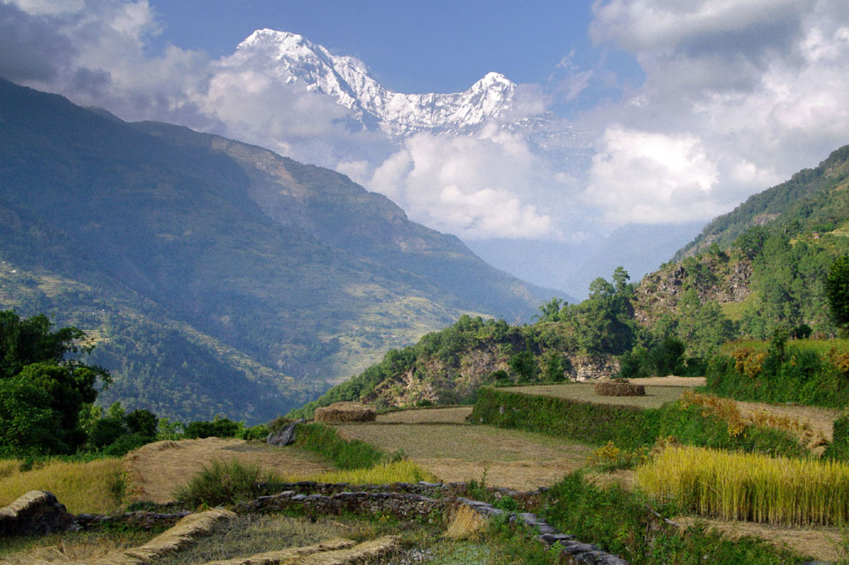 circuit au Népal - Tanchok