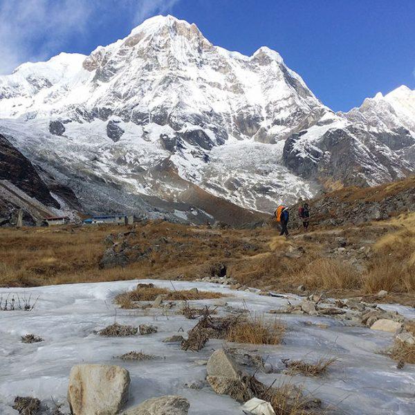 Annapurna camp de base - Trek au Népal