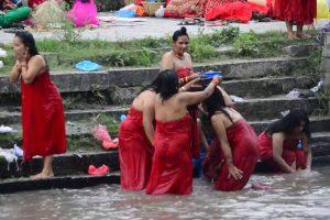 Haritalika Teej- Fête de la femme
