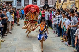 Festival Indra Jatra