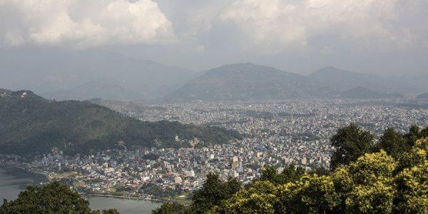 ville de Pokhara